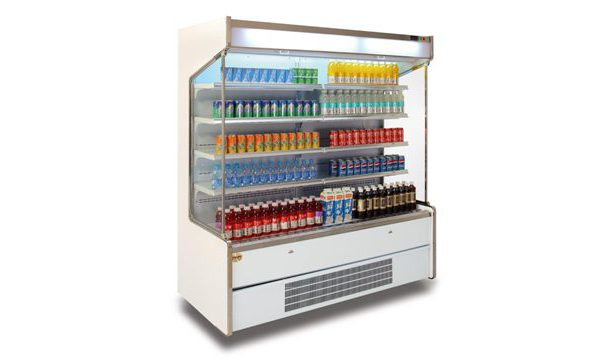 Standard Self-Contained Open Showcases