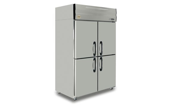 4-Door Upright Refrigerator