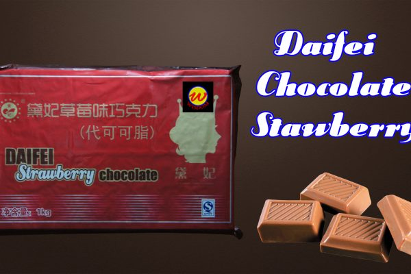 Daifei Chocolate (Stawberry)